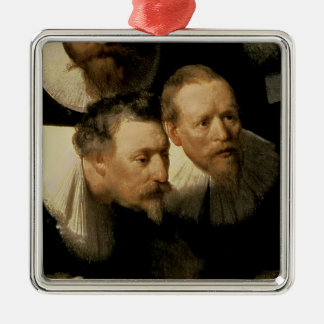 The Anatomy Lesson of Dr. Nicolaes Tulp, 1632 Christmas Ornament