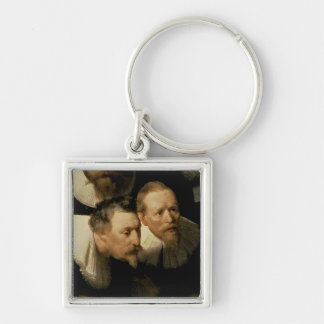 The Anatomy Lesson of Dr. Nicolaes Tulp, 1632 Key Ring