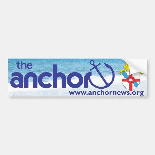 The Anchor Bumper Sticker