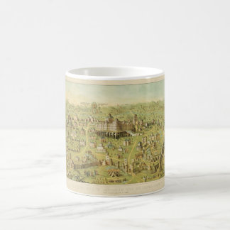 The Ancient City of Jerusalem & Solomon's Temple Coffee Mug