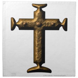 The Ancient Cross Napkin