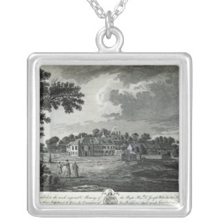The Ancient Episcopal Palace of Bromley Silver Plated Necklace