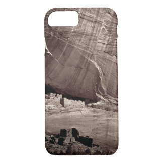 The Ancient Ruins of the Canyon de Chelle, 1873 (a iPhone 8/7 Case