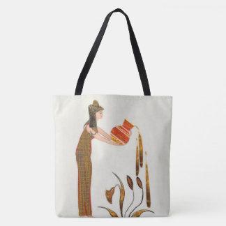 The Ancients Aquarius Tote Bag