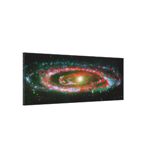 The Andromeda Galaxy Stretched Canvas Print