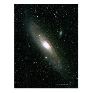 The Andromeda Galaxy Postcard