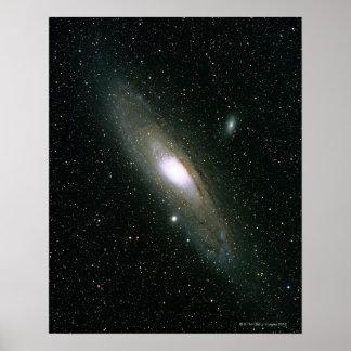 The Andromeda Galaxy Poster