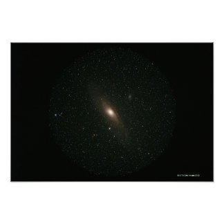 The Andromeda Galaxy Posters