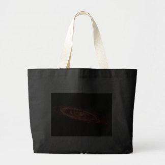 The Andromeda Galaxy Jumbo Tote Bag