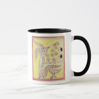 The Angel Blowing the Trumpet Mug
