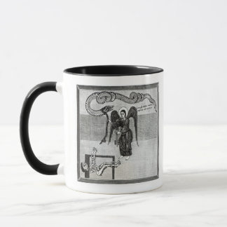 The Angel, holding the Keys of Hell Mug