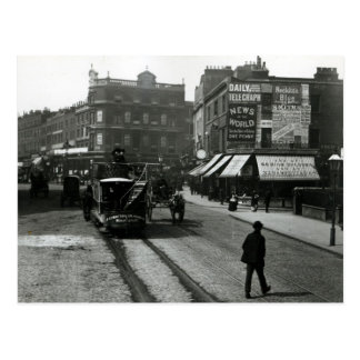 The Angel, Islington, London, c.1890 Postcard