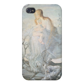 The Angel of Life, 1894 iPhone 4/4S Case