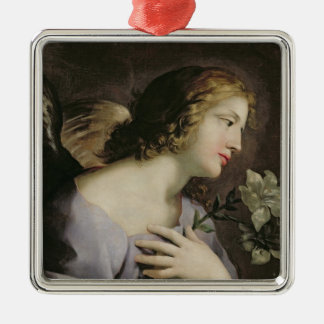 The Angel of the Annunciation, c.1650 Christmas Ornament