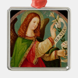 The Angel of the Annunciation Christmas Ornament