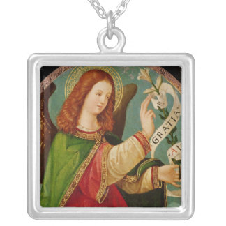 The Angel of the Annunciation Necklaces