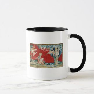 The Angel with an Open Book Mug