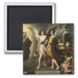 The Angels' Kitchen, 1646 Magnet