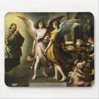 The Angels' Kitchen, 1646 Mouse Mat