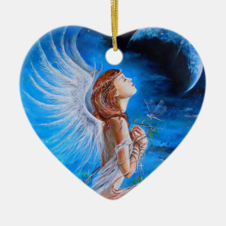 The Angel's Prayer Christmas Ornament