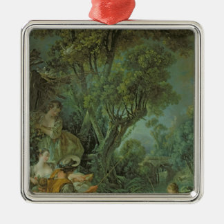 The Angler, 1759 Christmas Ornament