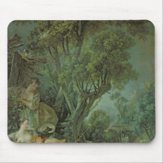 The Angler, 1759 Mouse Pad