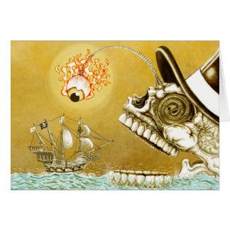 The Angler Card