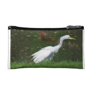 The Angry Egret Makeup Bag