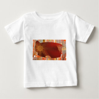 the angry whale baby T-Shirt