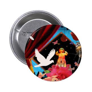 The animal magician button