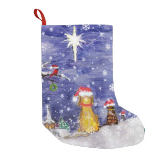 The Animals' Christmas Small Christmas Stocking