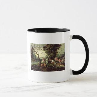 The Animals Entering Noah's Ark Mug