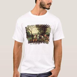 The Animals Entering Noah's Ark T-Shirt