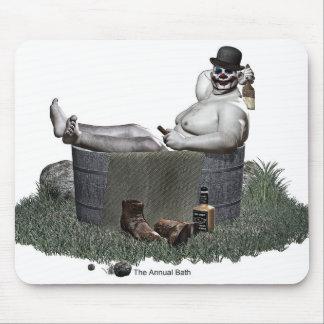 The Annual Bath Mouse Mat
