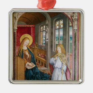 The Annunciation 2 Christmas Ornament
