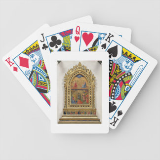 The Annunciation and the Adoration of the Magi (te Bicycle Playing Cards