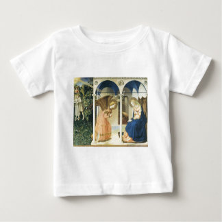 The Annunciation by Fra Angelico Baby T-Shirt