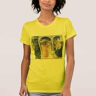 The Annunciation by Fra Angelico Shirts
