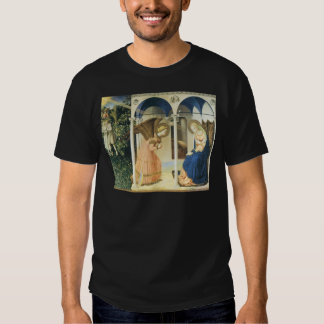 The Annunciation by Fra Angelico T Shirts