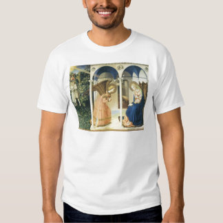 The Annunciation by Fra Angelico Tees