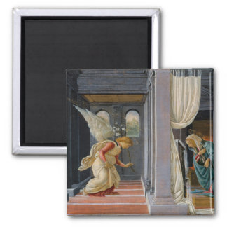 The Annunciation by Sandro Botticelli Refrigerator Magnets