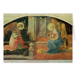 The Annunciation, c.1450-3 Card