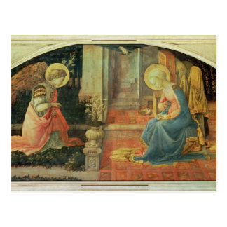 The Annunciation, c.1450-3 Postcard