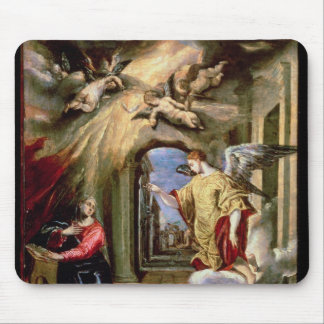 The Annunciation c 1570-73 Mousepads