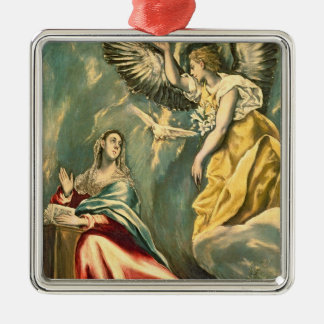 The Annunciation, c.1595-1600 Christmas Ornament