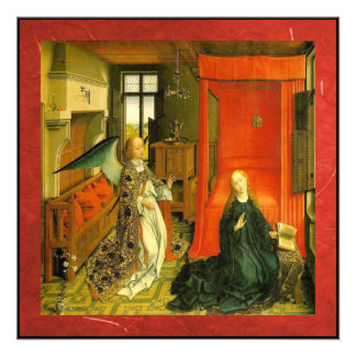 The Annunciation Christmas Card Invitations