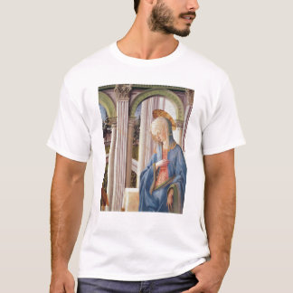 The Annunciation, detail of the Virgin Mary T-Shirt