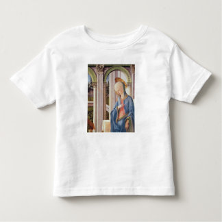 The Annunciation, detail of the Virgin Mary Toddler T-Shirt