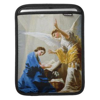 The Annunciation Francisco José de Goya fine art iPad Sleeve