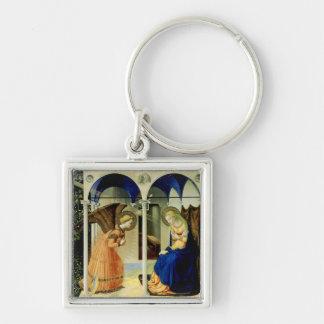 The Annunciation Key Chain